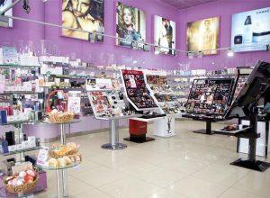 Как открыть свой магазин косметики