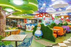 Как открыть свое детское кафе
