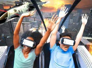 Бизнес на виртуальной реальности