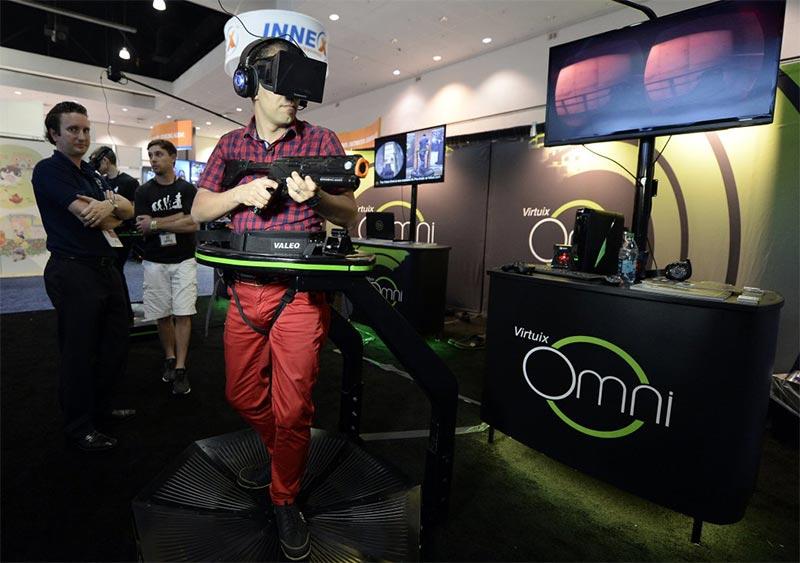 Виртуальная игра