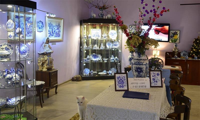 Музей гжели
