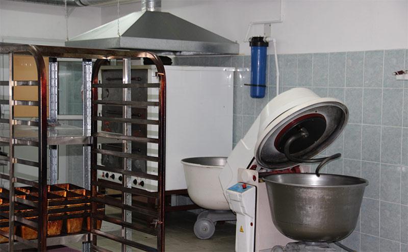 Оборудование для сухариков