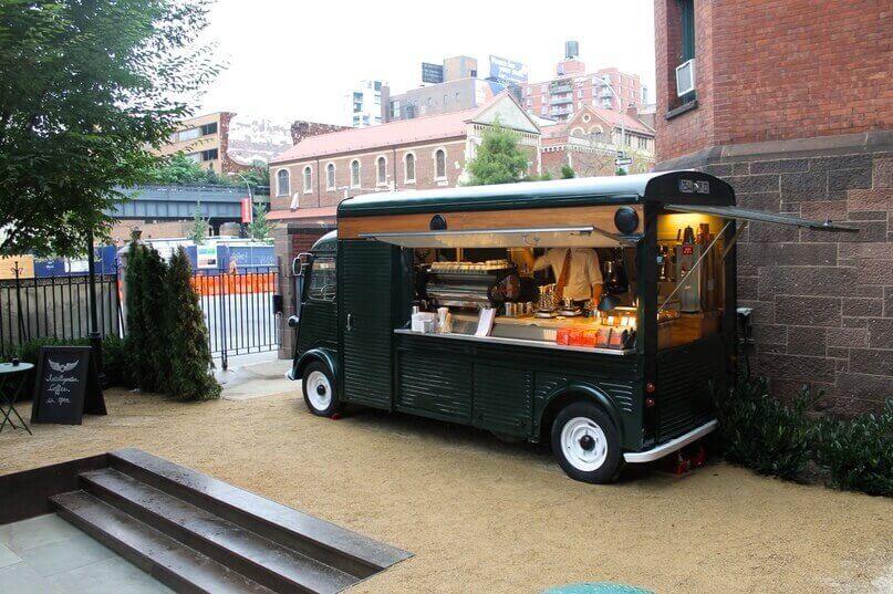 бизнес-план открытия кафе на колесах