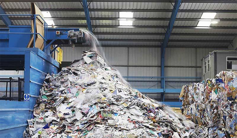 Переработка мусора как бизнес