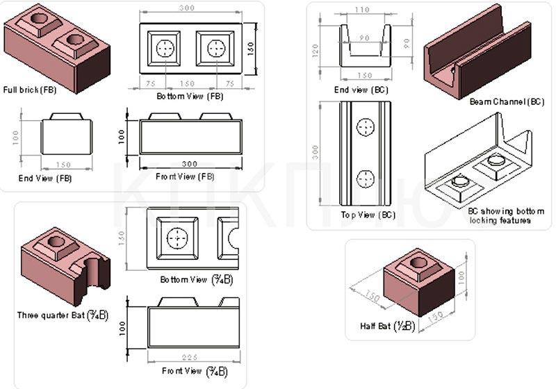 Изображение - Производство лего кирпича как бизнес vidy-kirpicha