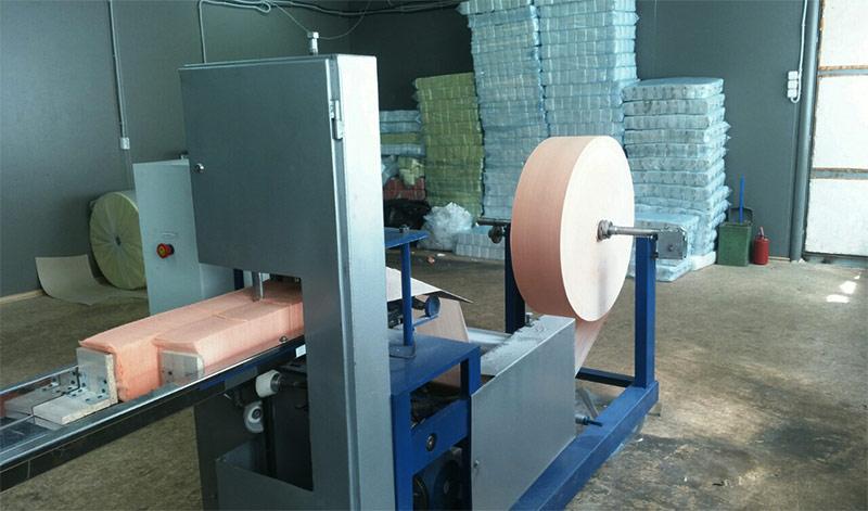 Бизнес-план: производство салфеток - Твое дело
