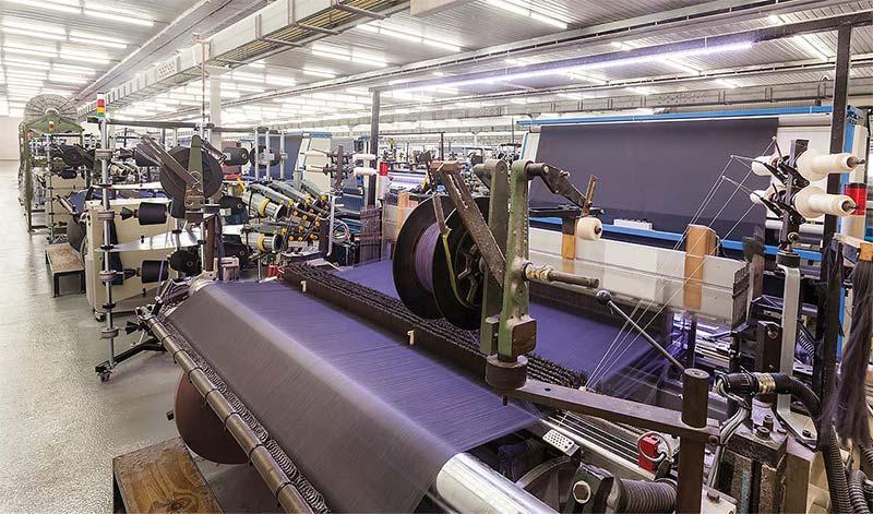 Свой бизнес производство лентоткацких изделий