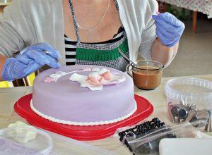 Как делать торты на заказ