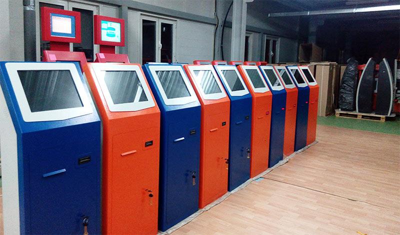 Платежный терминал как бизнес