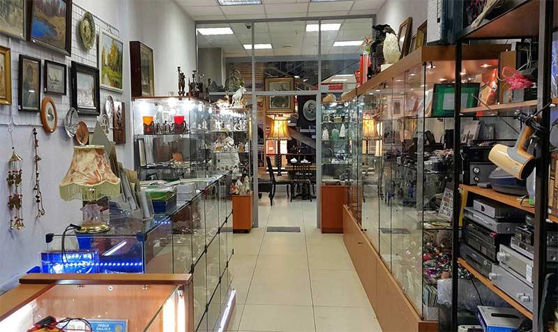 Как открыть антикварный магазин