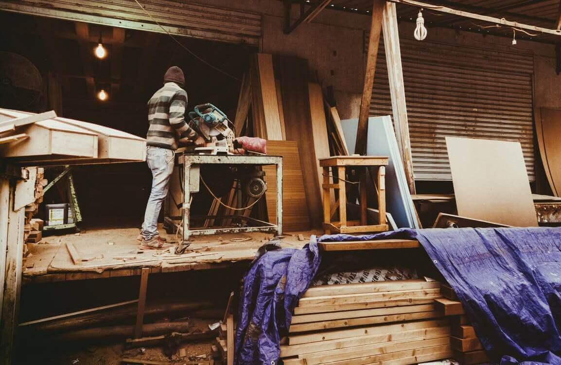 Бизнес на изделиях из дерева