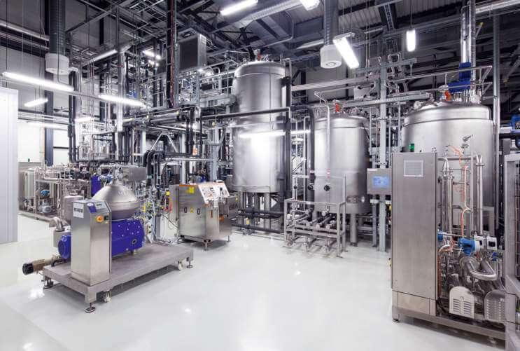 Выбор оборудования для производства спирта