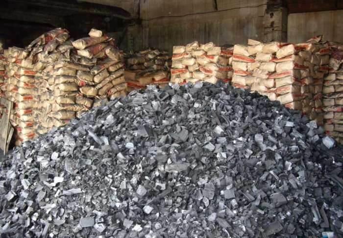 Древесный уголь как бизнес