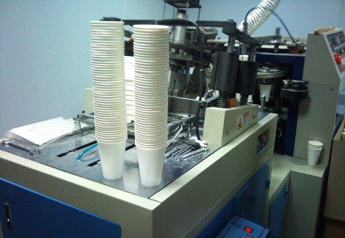 Как сделать стакан из бумаги