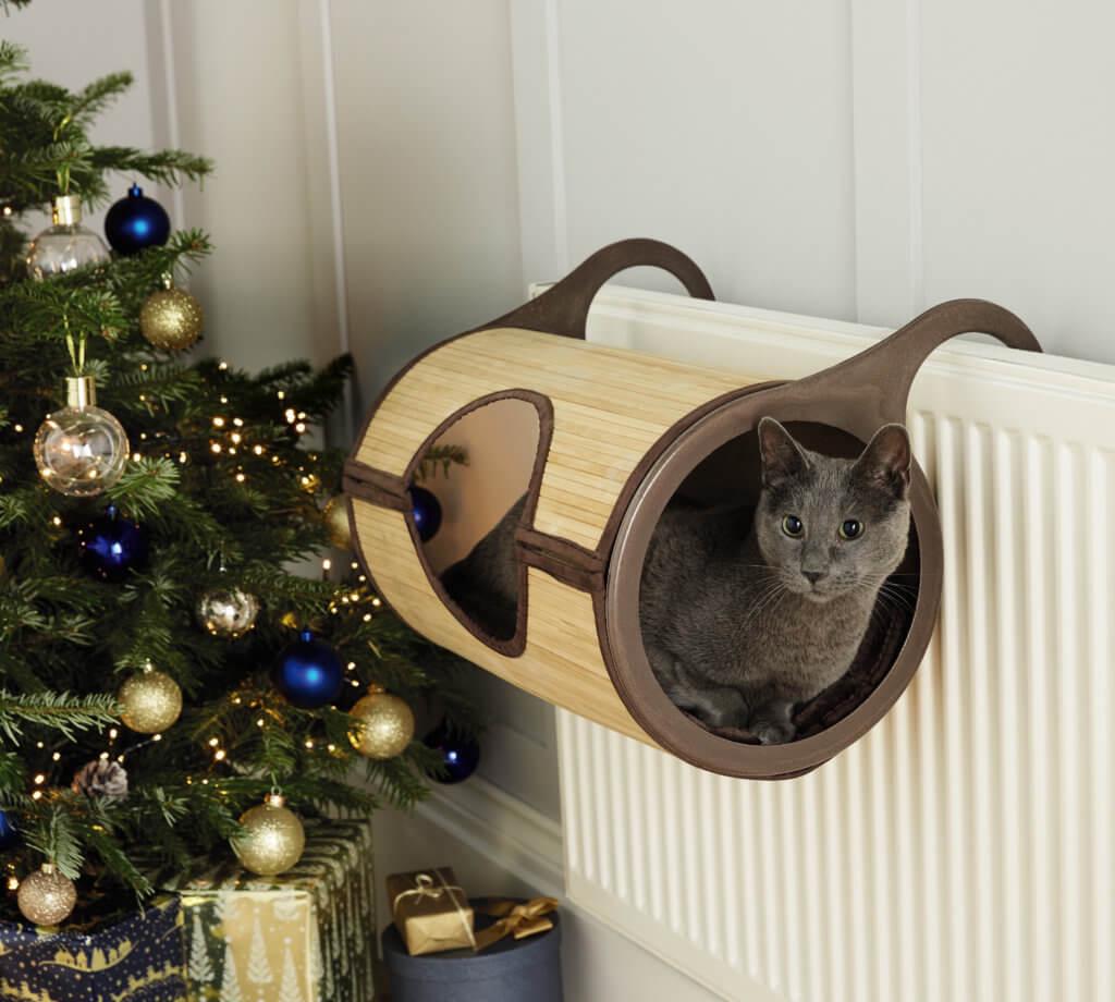 Домики для кошек как бизнес