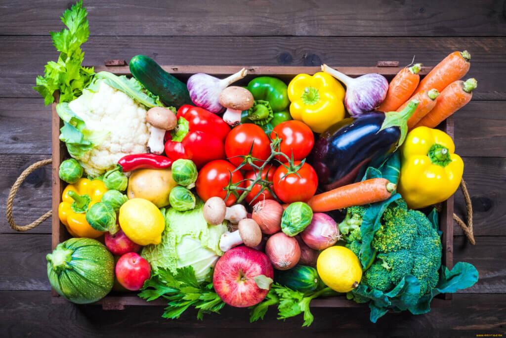 Бизнес по продаже фруктов и овощей