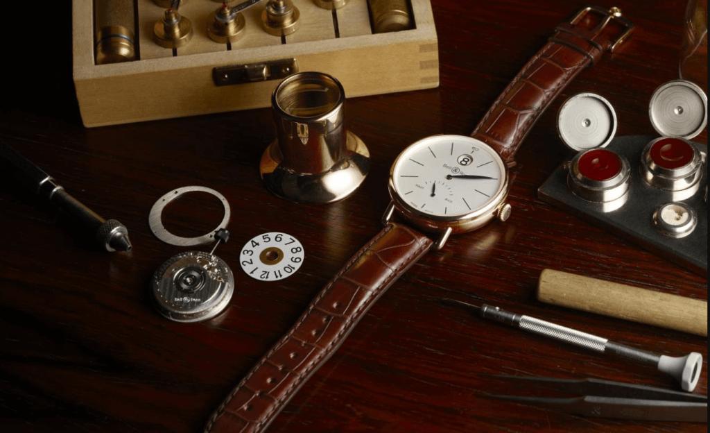 Ремонт часов как бизнес