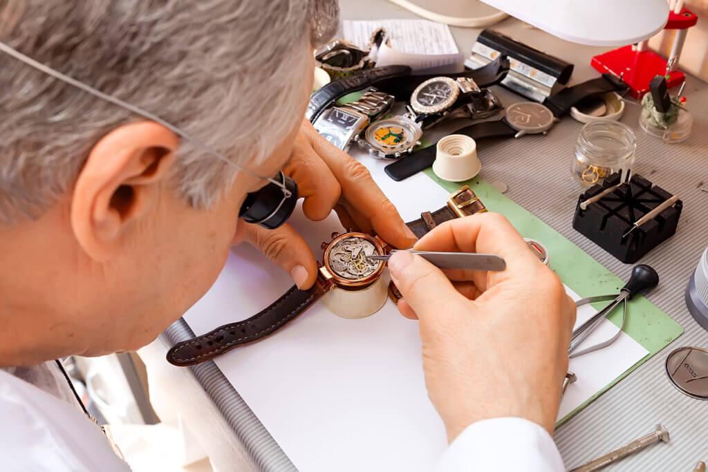 Ремонт часов бизнес план