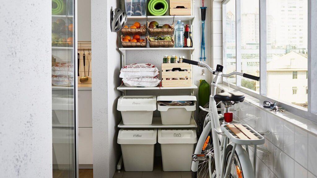 организовать раздельный сбор мусора дома - просто