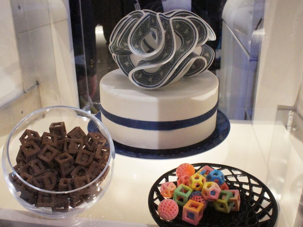3d сладости как бизнес